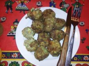 polpette carne e verdure 5 cut