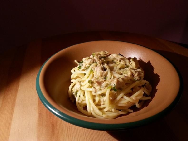 spaghetti tonno e limone 5