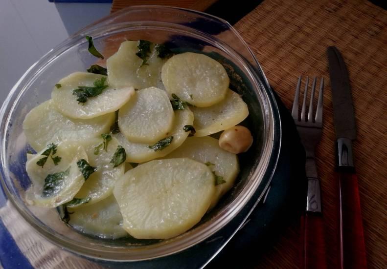 patate brodo di pesce cut