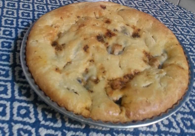 torta rustica con pomodorini.6 jpg